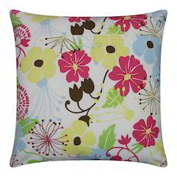 Rotary Print Cushion