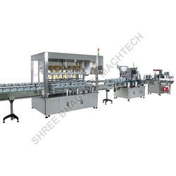 Bottle Oil Filling Line