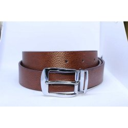 Brown Leather Belt 2