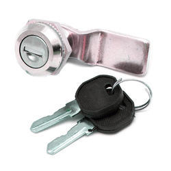 Zinc Die Casting/Polyamide-Body/SS Handle Key Lock, Chrome