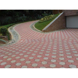 Designer Paving Blocks