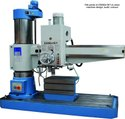 Radial Drill Machine Up To 150 Mm Drilling Capacity Reconditioning And Servicing