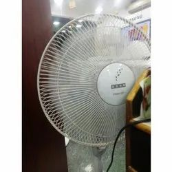 White Table Top Usha Pedestal Fan, For Domestic