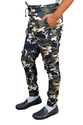 Men's Camouflage Light Green Joggers