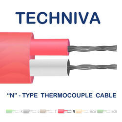 N Type Thermocouple Cable