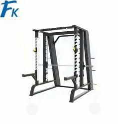Stainless Steel Finekart FKCTB 87 Smith Rack & Squat For Household