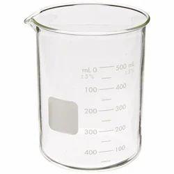 glass beaker borosilicate glass 250ml at rs 100 piece glass