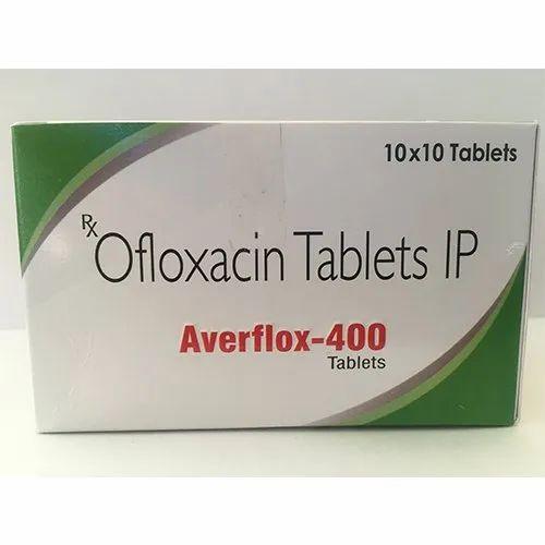 Averflox Ofloxacin Tablets IP, Packaging Type: Box, Prescription