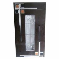 Coated Color Standard Designer Aluminium Glass Door