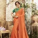 Embroidery Blouse Saree