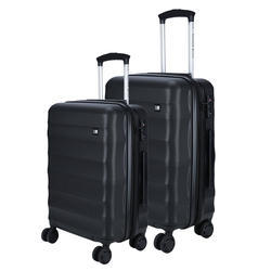 Nasher Miles Rome Hard-Sided Luggage Trolley Bags