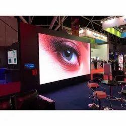 P 3 Indoor LED Video Display