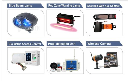Safety light - Forklift safety lights Service Provider from