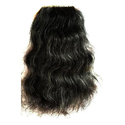 Natural Virgin Wavy Closure
