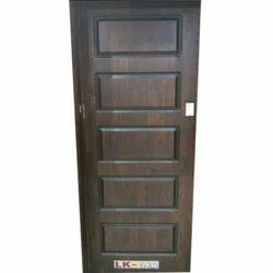 Solid Coated Wooden Door