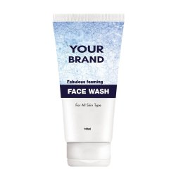 Fabulous Foaming Face Wash, For Personal & Parlour, Packaging Size: 100 Mg