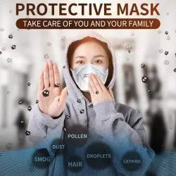 Magnum Brand Niosh Certified N95 Face Mask With Corona Protection