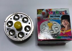 Toy Idli Stand (Stainless Steel Idli Stand) (Toy Household Play Set)