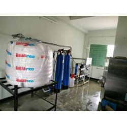 500 LPH Industrial Water Purifier