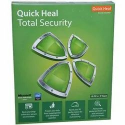 Quick Heal Total Security 10Pc 3Year