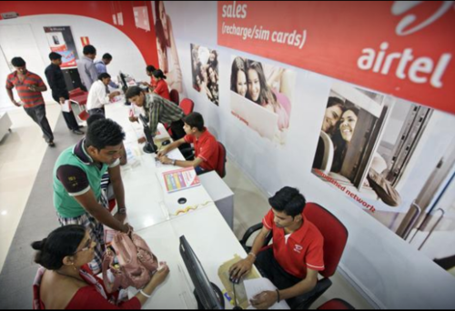Airtel Express - Retailer of 4G Datacard & Airtel Bill