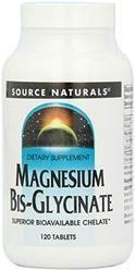 Magnesium Bisglycinate Tablets, 120 Tablets, Packaging Type: Bottle