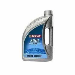Servo Cool Plus Coolent Trendy Engine Oil, Packaging: Plastic Bottle