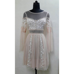 Embroidery Fashion Dress