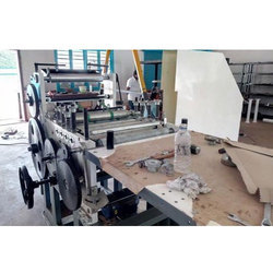 Shopping Paper Bag Machine