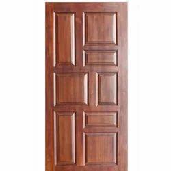 D-26 Wooden Designer Door