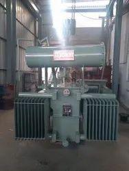315 Kva Oil Cooled Power Transformer, 11000, Output Voltage: 433