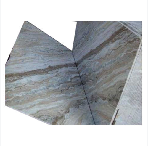 Polished Royal Brown Marble Slab, Usage/Application: Flooring