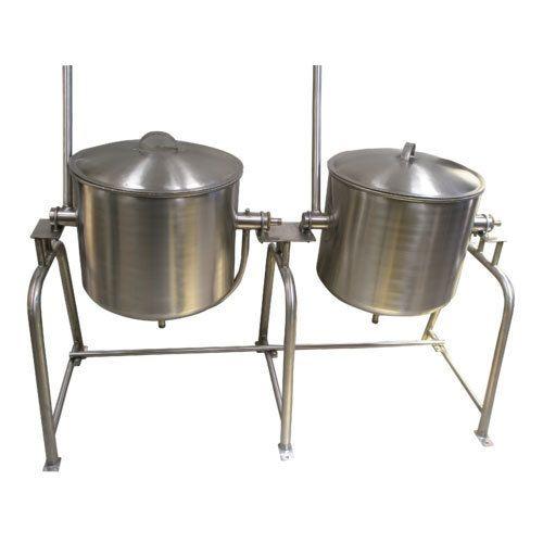 SBKS Stainless Steel Rice Cooking Vessel