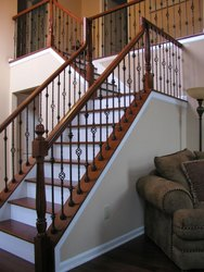 Ss Iron Staircase