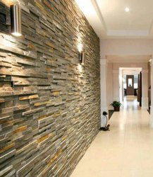 Stone Granite & Slate Elevation Stones, Size: Large (12 Inch X 12 Inch), Thickness: 10-15 Mm