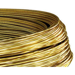 Brass Wire at Rs 375/kilogram | पीतल की तार - Shera Metal Private Limited,  Jaipur | ID: 15986928055