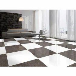Gloss Ceramic Digital Vitrified Tiles, Size: Small