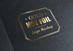Hot Foil Labels