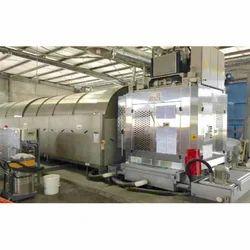 Fully Automatic Tunnel Type Washing Machine