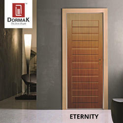 Eternity Designer Wooden Armoured Door