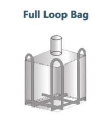 Full Loops FIBC Jumbo Bag