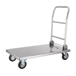 Rectangular Platform Trolley