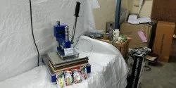 Birthday candle blister sealing machine
