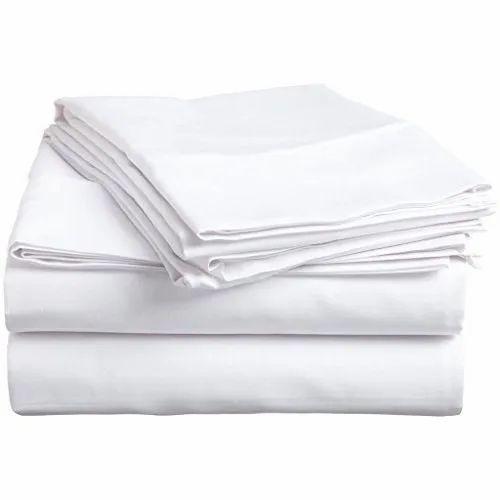 Hospital Cotton Bed Sheet