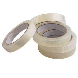 White BOPP Cello Tape, Packaging Type: Roll