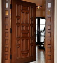 Interior Finished Wooden Doors