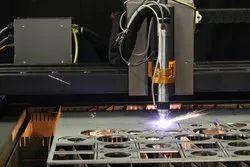 CNC Plasma Cutting Services upto 100 mm Thick SS, Alumini