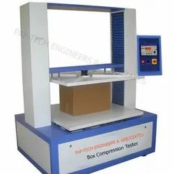 Electronic Box Compression Tester
