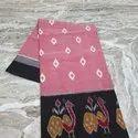 Pochampally double ikkath cotton sarees