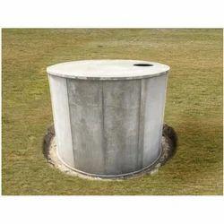 Concrete Precast Tank